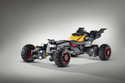 INTRODUCING THE NEW LEGO® BATMOBILE FROM CHEVROLET