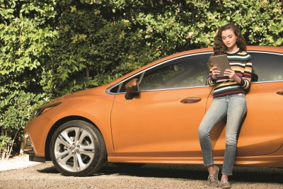 Chevrolet Offers More Options To Add Unlimited Data