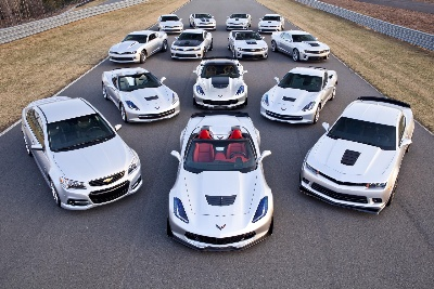 AMERICA'S FAVORITE PERFORMANCE CAR LINE EXPANDS IN 2015