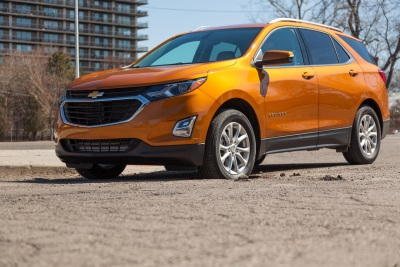 Chevrolet'S Tips And Tricks For Surviving Pothole Season