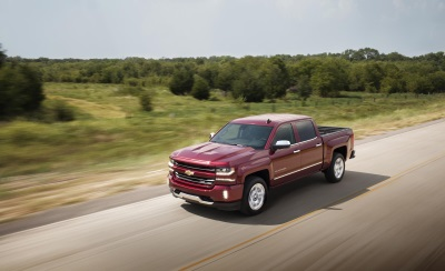 CHEVROLET LEADS J.D. POWER INITIAL QUALITY STUDY