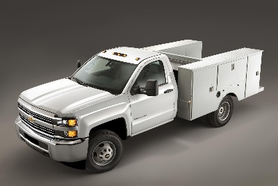 CHEVROLET SILVERADO CHASSIS CAB CLEANS UP WITH CNG