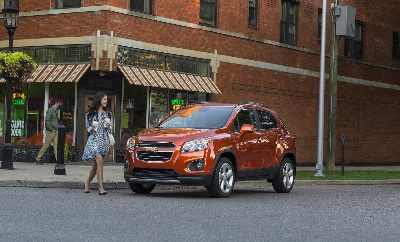 CHEVROLET IS MAKING TRAX WITH NEW CUSTOMERS