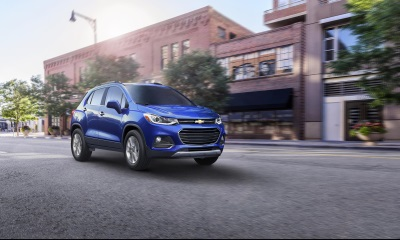RESTYLED CHEVROLET TRAX PRICED FROM $21,895