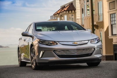 CHEVROLET VOLT ACHIEVES 100,000 SALES IN THE UNITED STATES