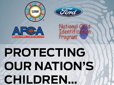 UAW AND FORD ROLL OUT CHILD SAFETY PROGRAM IN PLANT COMMUNITIES ACROSS THE UNITED STATES
