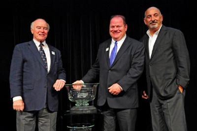 Chip Ganassi Feted by Racing Elite at IMRRC Award Dinner