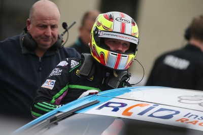CHRIS SMILEY MOVES FROM BTCC TO RENAULT UK CLIO CUP GRID
