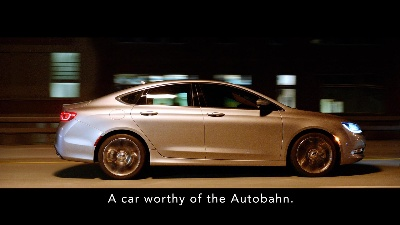 CHRYSLER BRAND DEBUTS 'READY TO TAKE ON THE WORLD' ADVERTISING CAMPAIGN FOR THE ALL-NEW 2015 CHRYSLER 200