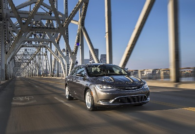 ALL-NEW 2015 CHRYSLER 200 NAMED A 2014 TOP SAFETY PICK PLUS BY THE INSURANCE INSTITUTE FOR HIGHWAY SAFETY