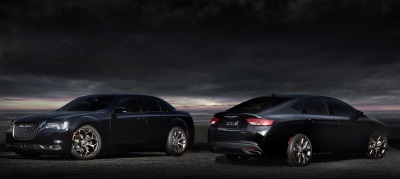New 2016 Chrysler 200S and 300S Alloy Editions Highlight Avant-garde Style Through Industrious Material and Finish Selections