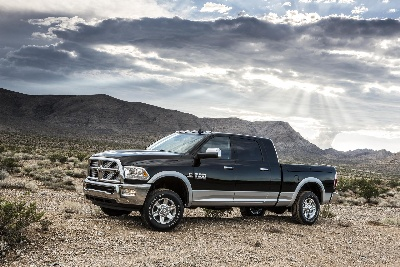 CHRYSLER CANADA: 2014 RAM 2500 HEAVY DUTY WINS VINCENTRIC BEST VALUE IN CANADA AWARD