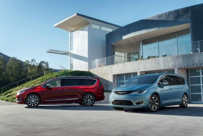 All-New 2017 Chrysler Pacifica And 2017 Fiat 124 Spider Named Best Cars For The Money By U.S. News