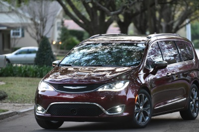 CHRYSLER BRAND DEBUTS 'STREET SMARTS' WEB SERIES FOR THE ALL-NEW 2017 CHRYSLER PACIFICA