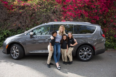 CHRYSLER 'PACIFIKIDS' MAKE DEBUT IN NEW DIGITAL AND SOCIAL CAMPAIGN FOR THE ALL-NEW 2017 CHRYSLER PACIFICA