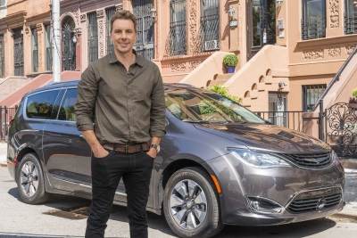Chrysler Sponsorship And Multimedia Campaign With Sesame Street Rolls Out 'It's Electric' Video Featuring Dax Shepard