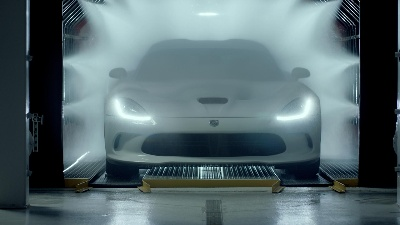 CHRYSLER GROUP LLC'S SRT (STREET & RACING TECHNOLOGY) BRAND DEBUTS FIRST-EVER ADVERTISING CAMPAIGN