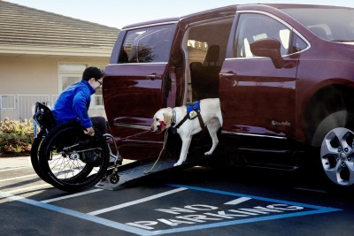 Chrysler Brand Partners With World Mobility Leader Braunability To Unveil Game-Changing Wheelchair-Accessible Pacifica