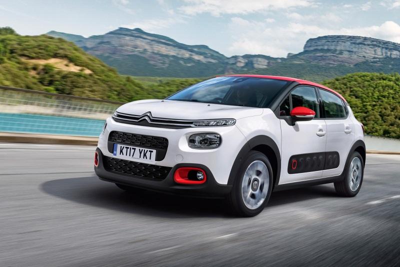 Citroën Celebrates 10,000 New C3 Sales In The Uk