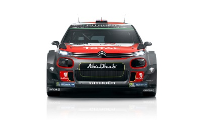 CITROËN BEGINS A NEW CHAPTER IN ITS SPORTING HISTORY WITH THE C3 WRC