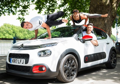 Citroën Takes Comfort And Well-Being To A New Level With The Launch Of 'Car Yoga'