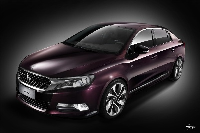 CITROËN UNVEILS THE LATEST ADDITION TO DS LINE: DS 5LS