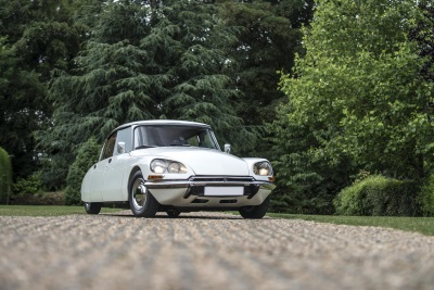IS THIS THE BEST CITROEN DS IN THE WORLD?