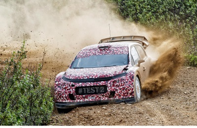 CITROËN RACING CONTINUES DEVELOPMENT OF ITS 2017 WORLD RALLY CAR IN PORTUGAL