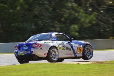 CJ WILSON RACING WINS CHAMPIONSHIPS AT ROAD ATLANTA