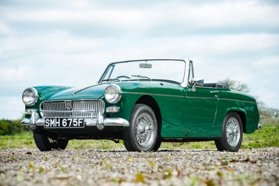Over 160 Classic Cars To Go Under The Hammer In June Sale