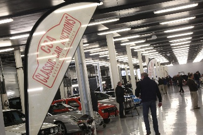 £400,000 WORTH OF CLASSICS SOLD AT FIRST EVER CCA SALE