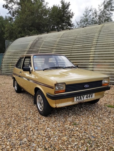 Classic Ford Fiesta Heads 'No Reserve' Line-Up At CCA's September Sale