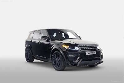 Pricing And Specifications Revealed For Sutton Range Rovers