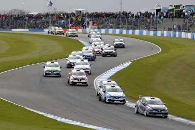 Coates & Rivett Win At Donington Park As Bushell Takes Over Championship Lead