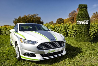 Driving-Innovation-The-Coca-Cola-Company-And-Ford-Unveil-Ford-Fusion-Energi-With-Plantbottle-Technology-Interior