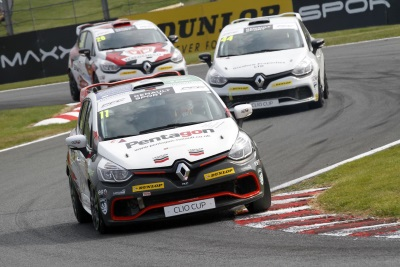COLBURN RETURN ALL PART OF PP MOTORSPORT'S THREE-CAR PLAN FOR 2017 UK CLIO CUP