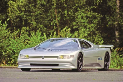 Concept Cars Are A Reality At The London Classic Car Show