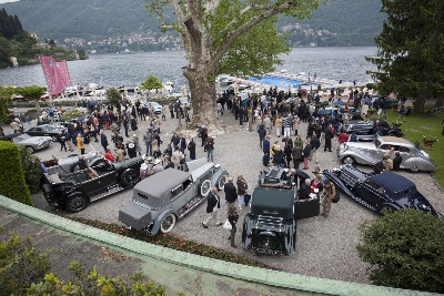 CONCORSO D'ELEGANZA VILLA D'ESTE 2014 CELEBRATES THE SPIRIT OF ECSTASY