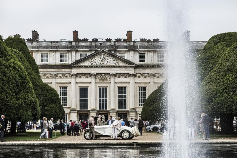 Concours Of Elegance 2017: The Biggest And Best Yet