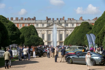 Concours Of Elegance And Hampton Court Palace Sign Five-Year Agreement