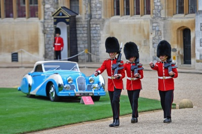 CONCOURS OF ELEGANCE CELEBRATES ANOTHER RECORD-BREAKING FESTIVAL OF MOTORING AT WINDSOR CASTLE