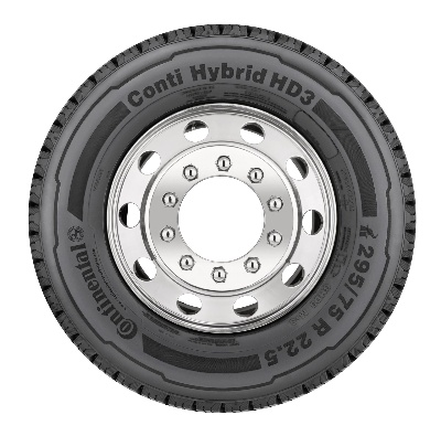 Conti's Hybrid Application Drive Tire Smartway Verified