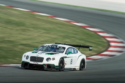 CONTINENTAL GT3 READY TO RACE IN ABU DHABI