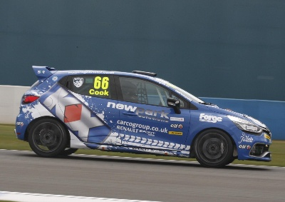 COOK AND STILP SHARE POLE POSITIONS AT DONINGTON