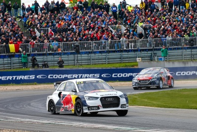 COOPER READY FOR LYDDEN HILL, WORLD RX'S ONLY UK ROUND