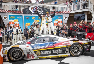 CORVETTE RACING AT WATKINS GLEN: STRATEGY, EXECUTION RULE THE DAY