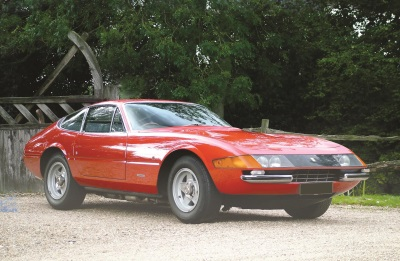 OVER £6 MILLION IN SALES AT COYS BLENHEIM PALACE AUCTION