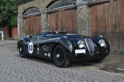 Famous Alloy-Bodied XX120 Racer And Sauber-Mercedes C9 Headline Coys 'Thoroughbred And Vintage' Auction