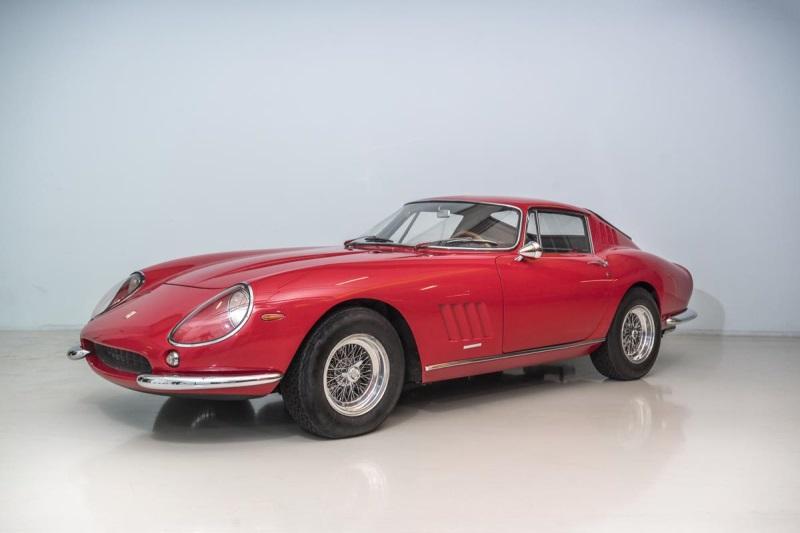 First Prototype Ferrari 275 GTB/4 Heads Multi-Million Pound Coys London Auction