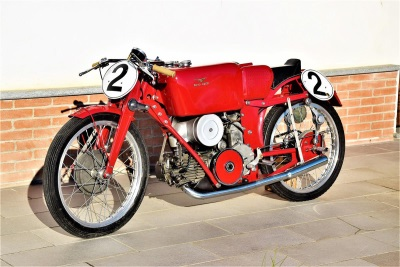 On Two Wheels: Over 130 Vintage Bikes Go Under The Hammer At Coys London Motorcycle Show Auction